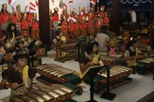 Balai Budaya Minomartani - sri wisnu