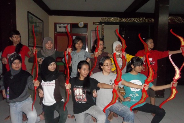 Hari Kartini - Balai Budaya Minomartani - sri wisnu